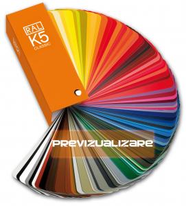 Paletade culori RAL